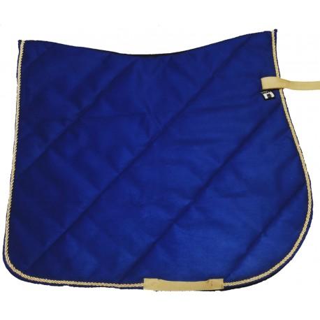 tapis bleu marine
