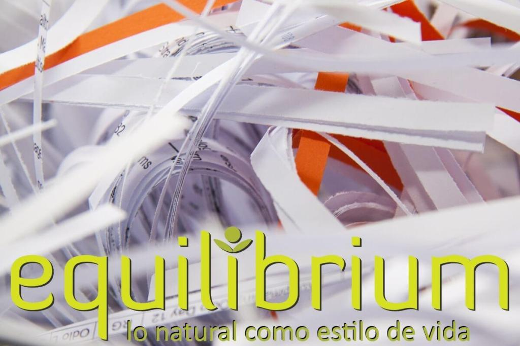 ¿Cómo hacer papel reciclado?