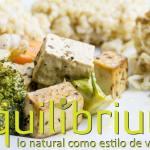 tofu con arroz integral