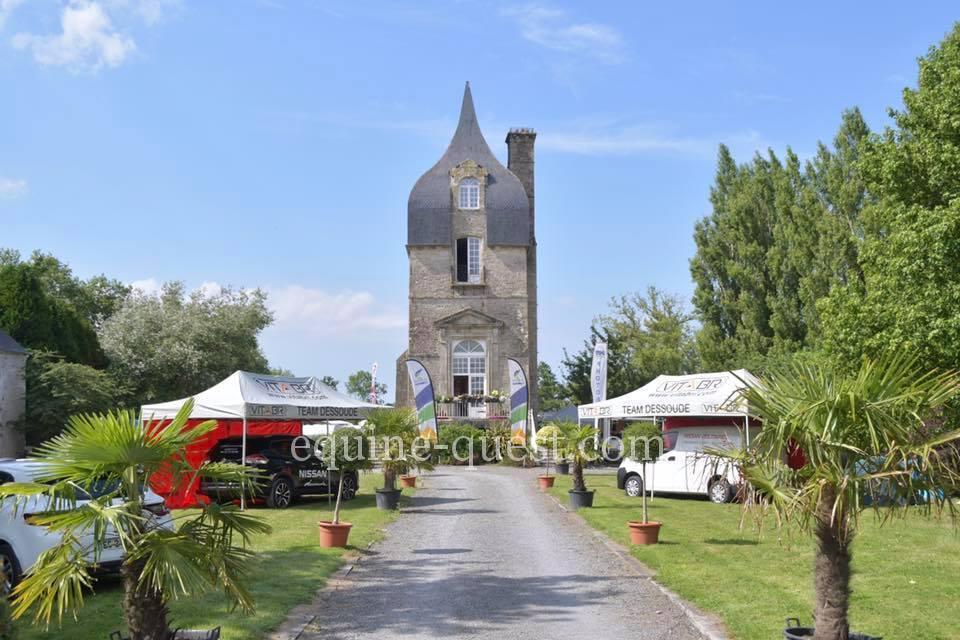 Normandie –  Complexe équestre unique