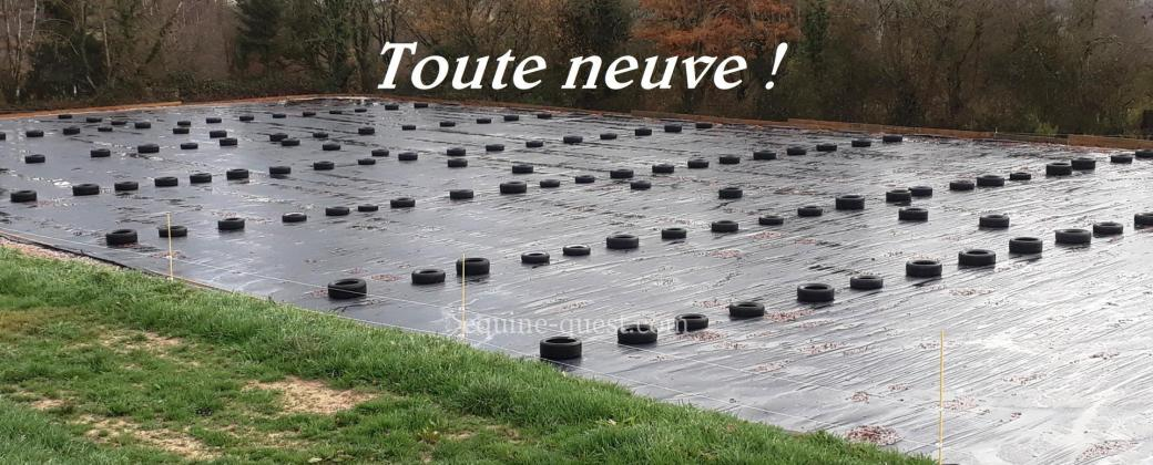 Normandie – Pont l'évêque – Propriété équestre – 7 hectares