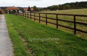 Normandy – Pays d'Auge area – Equestrian property with  27 hectares