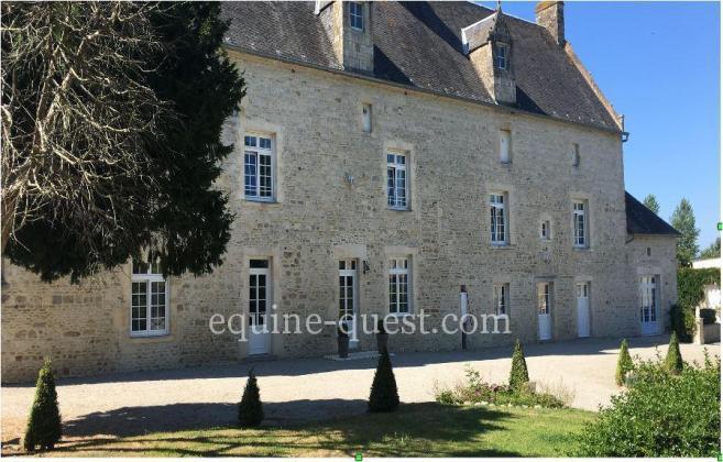Normandy – Bayeux area – Manor 30 ha