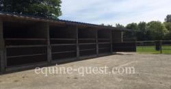 Normandy –  Cotentin area -equestrian and stud property.