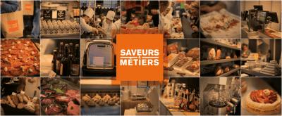 Le salon Saveurs & Métiers