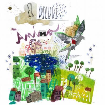 Agradecido : Formiga&Cigale + El Diluvi