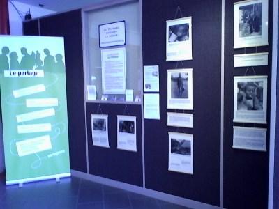 Exposition photos : Le partage sauvera le monde