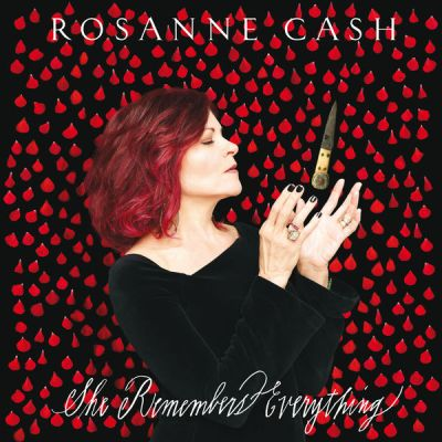 Album découverte: Country: 11/11/18: She Remembers Everything: Rosanne Cash