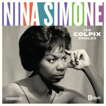 Jazz : THE COLPIX SINGLES de NINA SIMONE
