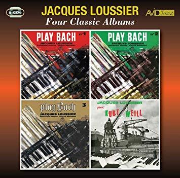Jazz: 17/03/2019:  Hommage à JACQUES LOUSSIER