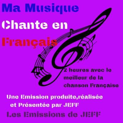 Ma musique chante en Français le 16 septembre 2019