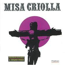 Les Mélodies du soleil: Misa Criolla  (Théo Mertens)