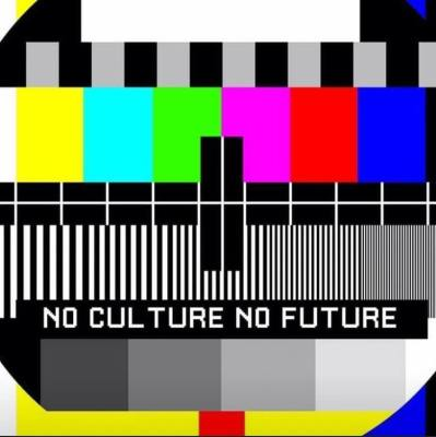 Agradecido : En direct Malgré le Confinement V (GO) NO CULTURE NO FUTURE