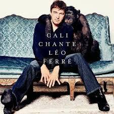 "Album découverte: CALI : "" CALI CHANTE LEO FERRE """