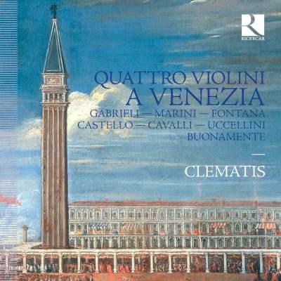 Tutti Crescendo : 11/05/2021: Les amoureux du violon ont rendez-vous… avec  QUATTRO VIOLINI A VENEZIA!