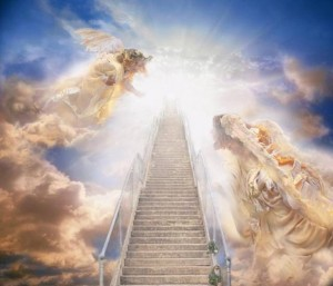 "Jesus said, ""everyone who acknowledges me before others, the Son of Man also will acknowledge before the angels of God"""
