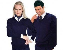 isacco-jersey-unisex-azul-sanitario-camarero-recepcionista