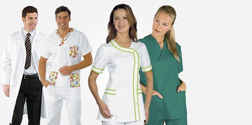 Ropa laboral uniformes y vestuario de trabajo tienda - Uniformes sanitarios modernos ...