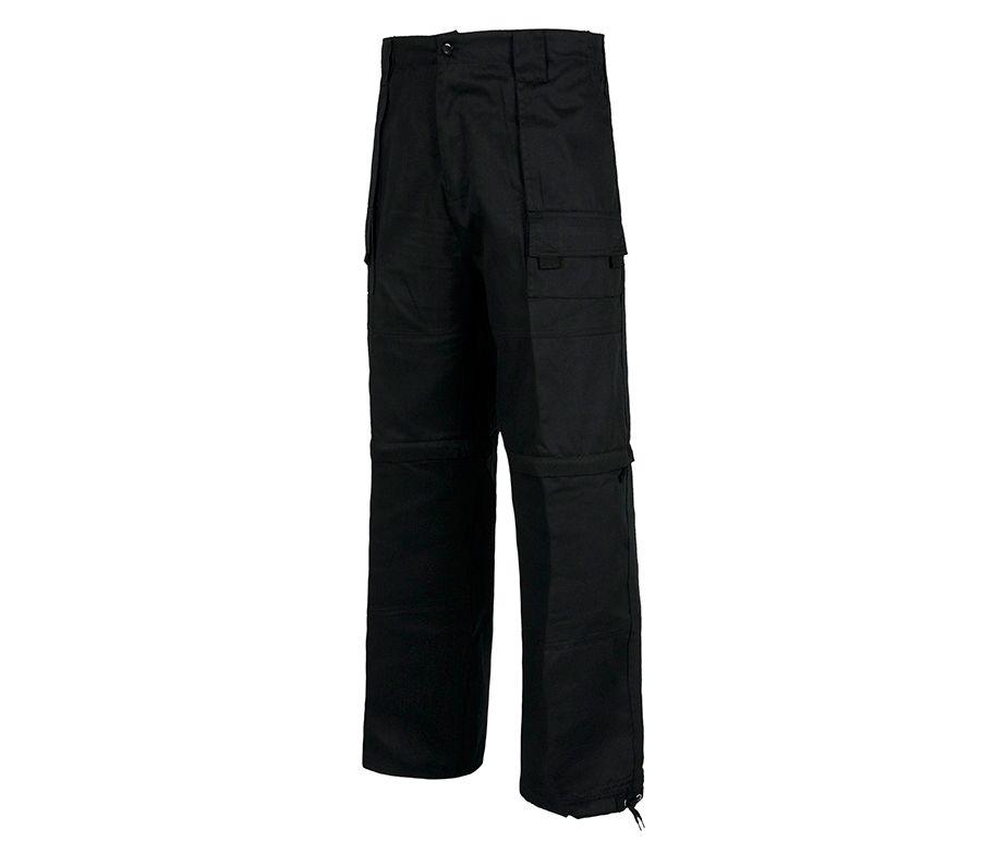 Pantal n de trabajo multibolsillos desmontable pantalones for Pantalones de trabajo multibolsillos