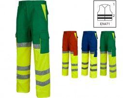 pantalon-alta-visibilidad-workteam-c3314