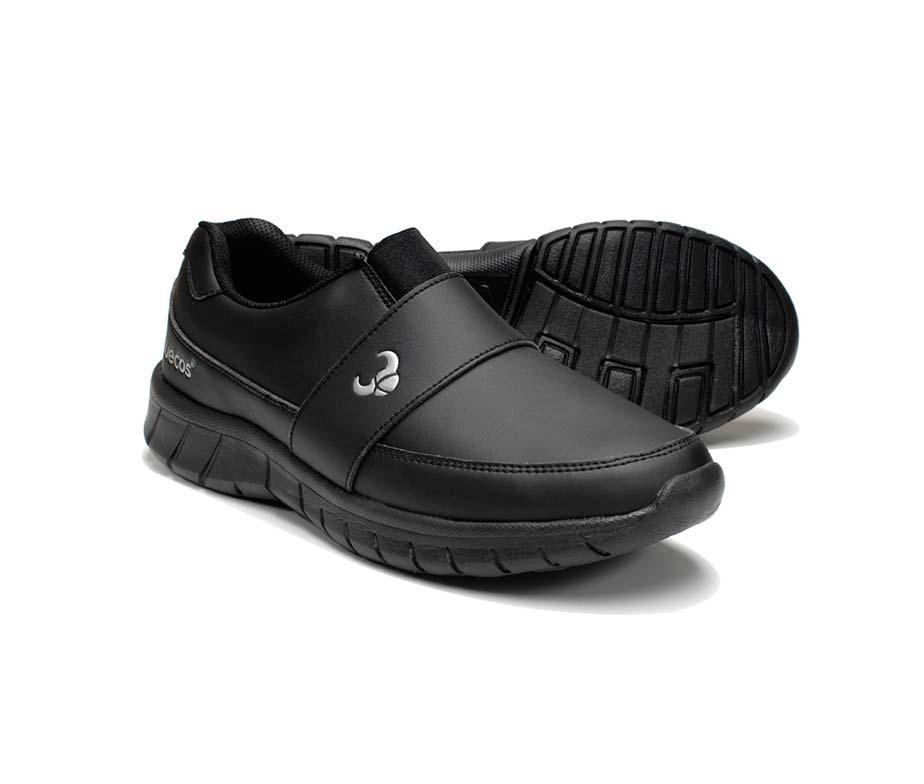 Zapato muy c modo para trabajar de pie - Zapatos de cocina antideslizantes ...