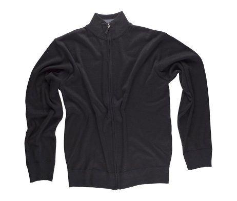 chaqueta de punto de hombre para trabajo en industria y servicios