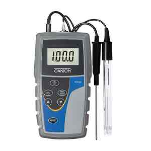 Kit Medidor de pH/mV/Temp/ion 6+ Image