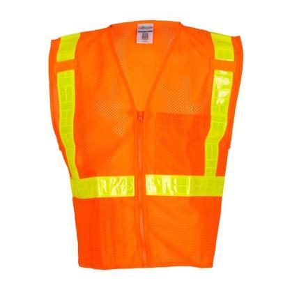 ML Kishigo 1077 ORALITE All Mesh Orange Vest