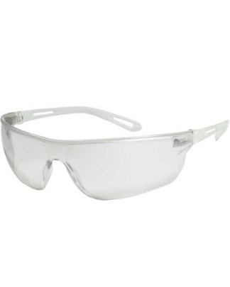 INOX 1705C Boomerang Clear Lens with Clear Frame