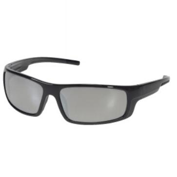 INOX 1724SM Enforcer Silver Mirror Lens With Black Frame