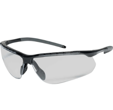 INOX 1735T Gravity Indoor/Outdoor Lens Black Frame