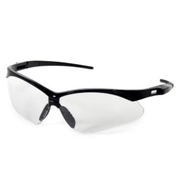 INOX 1767C Roadster Clear Lens with Black Frame