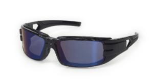 INOX 1772BM  Trooper Blue Mirror Lens with Black Frame