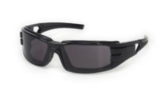 INOX 1772G/AF Trooper Gray Lens (anti-fog) with Black Frame