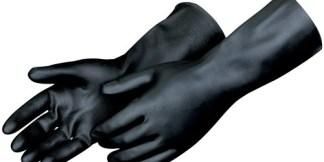 Liberty Gloves 2650SP 13 inch Black Neoprene Gloves Economy Grade, Dozen