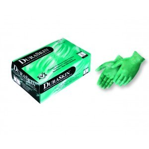2904W Disposable 6.5 mil Powdered Green Vinyl Gloves, 1000ct Case