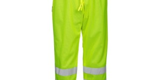 ML Kishigo 3108 Class E Lime Mesh Pants