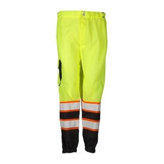 ML Kishigo 3118 Premium Brilliant Series Lime Mesh Pants