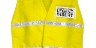 ML Kishigo 3710i Yellow Incident Command Vest