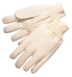 4501 Standard 8oz Cotton Canvas Gloves, Dozen