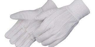 4518 Double Palm 20oz Cotton Canvas Glove, Dozen