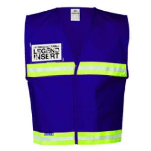 ML Kishigo 4704 Royal Blue Incident Command Vest