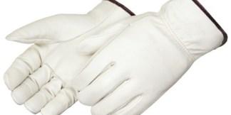I6140 Economy Grain Cowhide Drivers Glove With Straight Thumb, Dozen