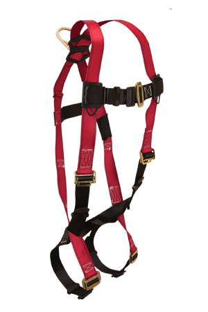 FallTech 7006 Tradesman Full Body Harness