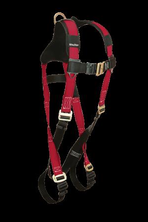 FallTech 7006B Tradesman+ Full Body Harness