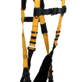 FallTech 7021B Journeyman Flex Aluminum Full Body Harness