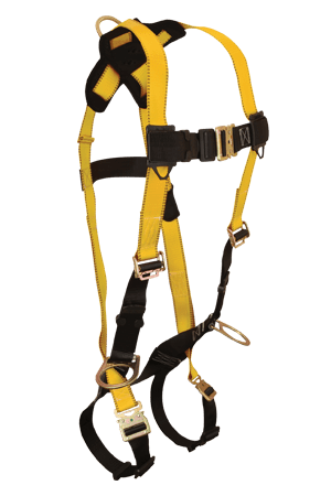 FallTech 7023QC Journeyman Uni-Fit Full Body Harness