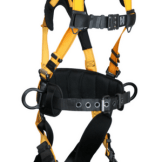 FallTech 7035B Journeyman FLEX Aluminum Full Body Harness