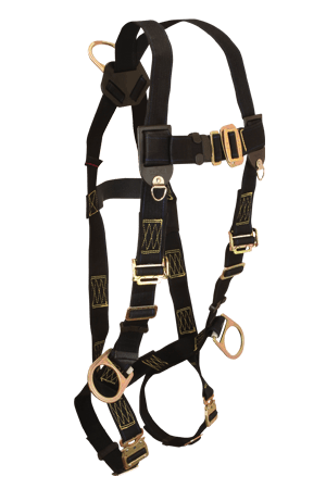 FallTech 7039 Weldtech Full Body Harness with 3D Rings
