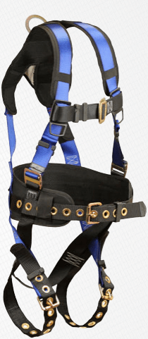 FallTech Contractor 7074B Harness